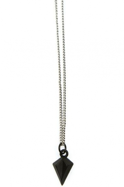 Icon Brand Jewellery Bower Necklace JEWEL P1184-N-BLK
