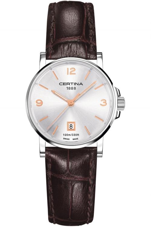 Ladies Certina DS Caimano Watch C0172101603701