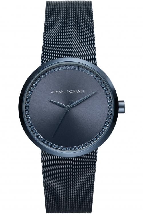 ladies armani exchange watch ax4504