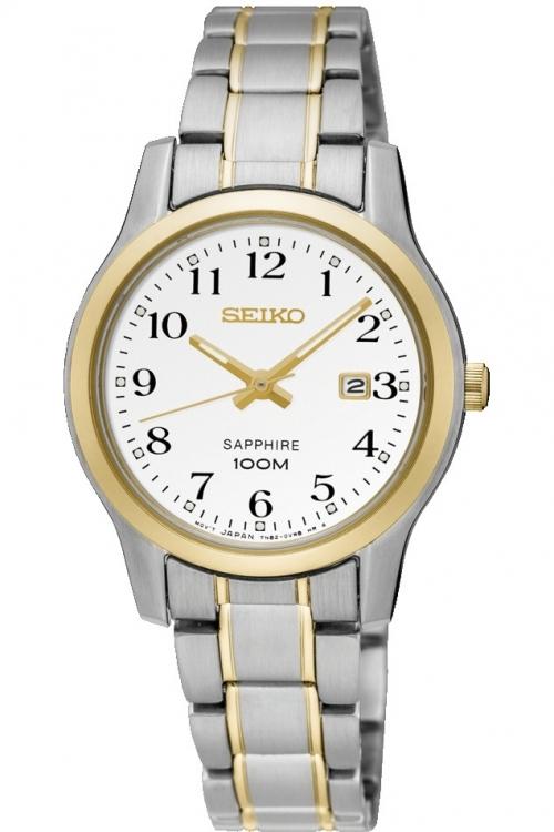 Image of            Ladies Seiko Dress Watch SXDG90P1