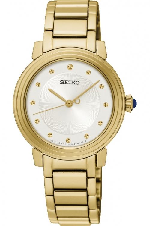 Image of            Ladies Seiko Dress Watch SRZ482P1