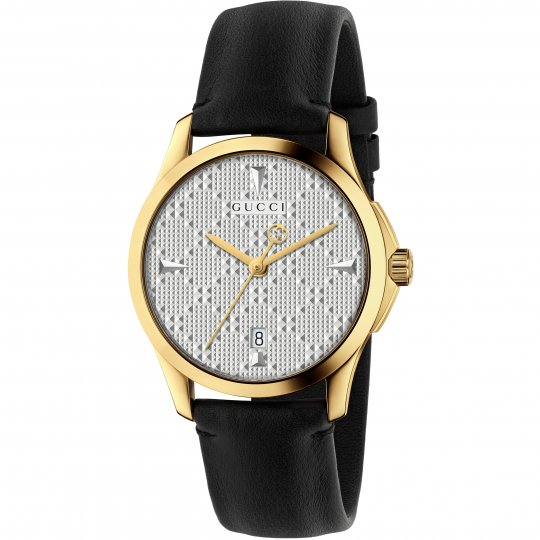 f4b751a25a1 gucci g line gold dial ladies bangle watch ya109527 available via ...