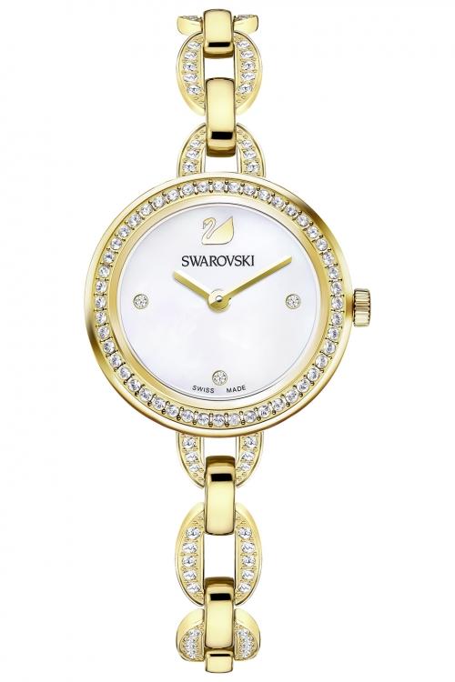 Image of            Ladies Swarovski Aila Chain Watch 5253335