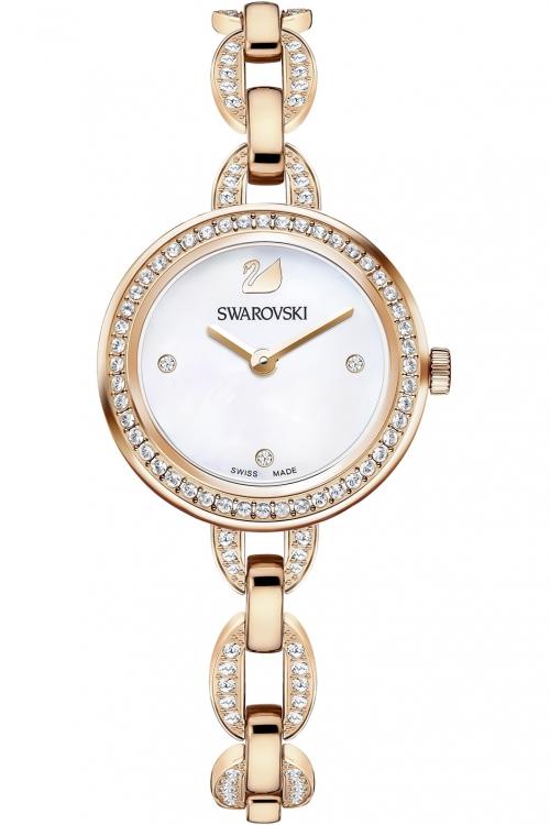 Image of            Ladies Swarovski Aila Chain Watch 5253329