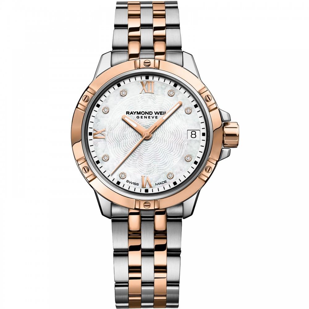Ladies Raymond Weil Tango Diamond Watch 5960-SP5-00995
