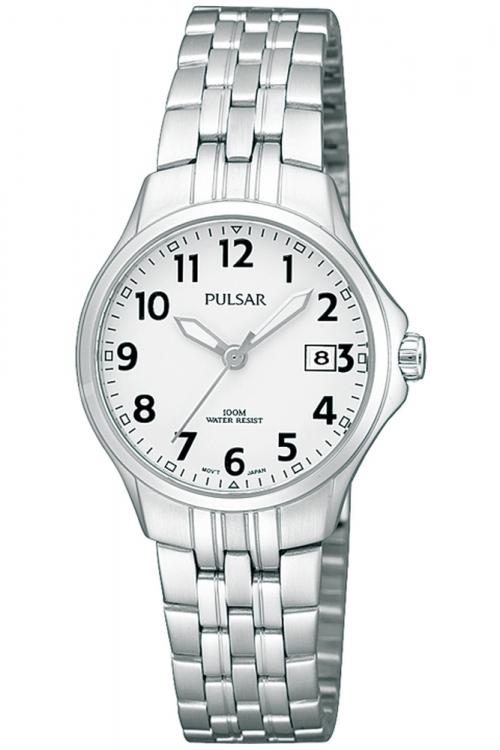 Image of            Ladies Pulsar Dress Watch PH7221X1