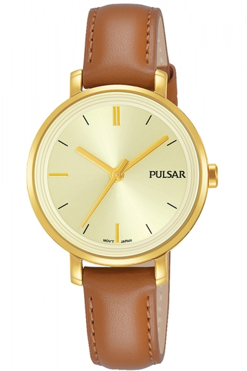 Image of  			   			  			   			  Ladies Pulsar Dress Watch PH8364X1