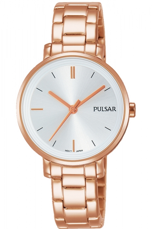 Image of  			   			  			   			  Ladies Pulsar Dress Watch PH8340X1