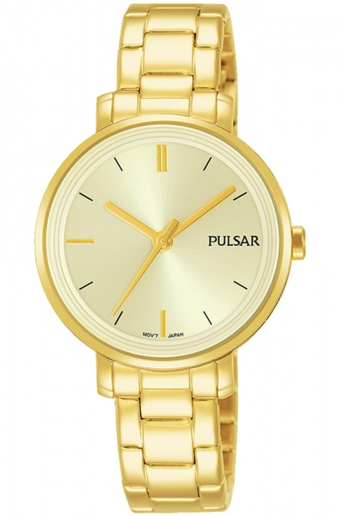 Image of  			   			  			   			  Ladies Pulsar Dress Watch PH8360X1