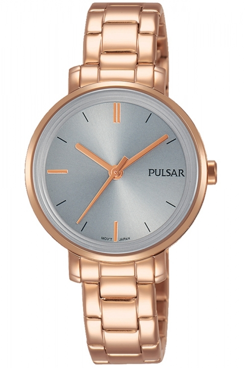 Image of  			   			  			   			  Ladies Pulsar Dress Watch PH8362X1