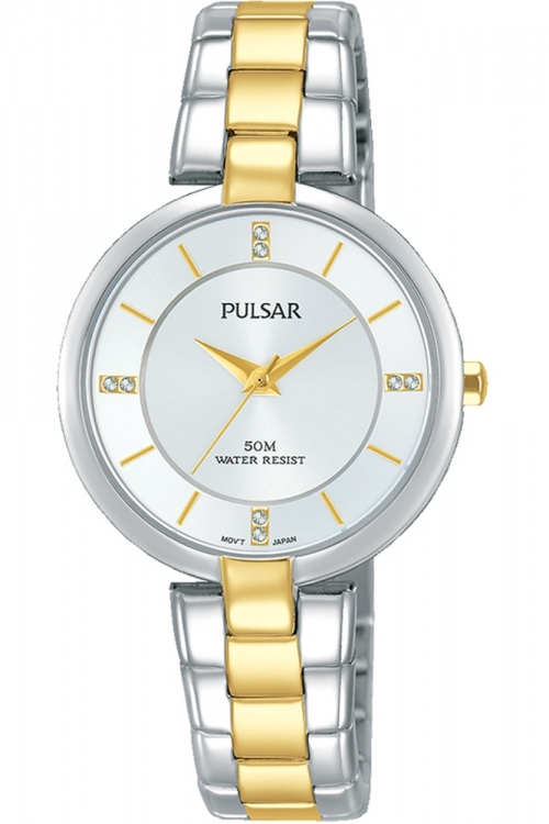 Image of  			   			  			   			  Ladies Pulsar Dress Watch PH8314X1
