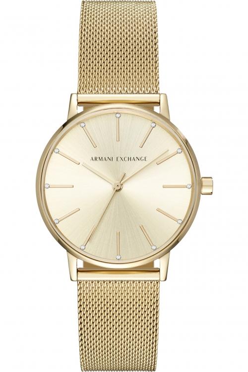 ladies armani exchange watch ax5536