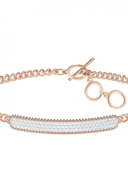 Ladies Swarovski Jewellery Locket Bracelet 5367822