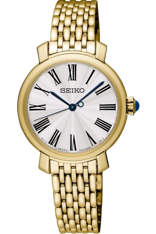 Image of            Ladies Seiko Dress Watch SRZ498P1