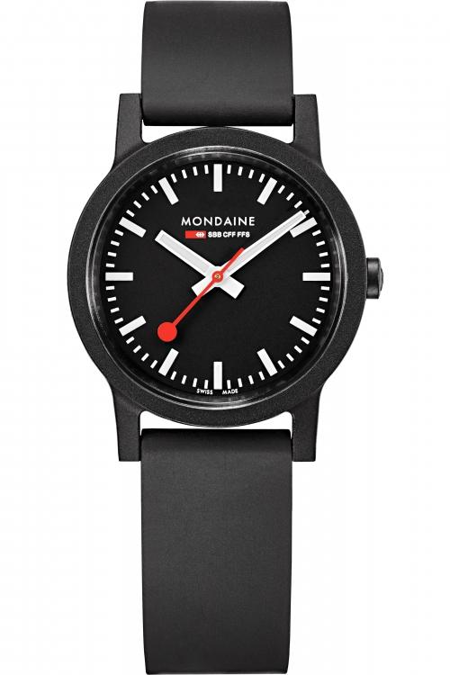 Image of Ladies Mondaine Swiss Railways Essence 32mm Watch MS1.32120.RB