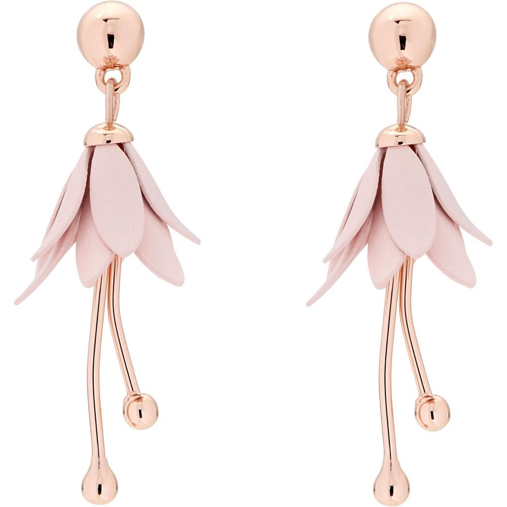 0ba218de Ted Baker Jewellery Fedora Mini Fuchsia Flower Earrings JEWEL ...
