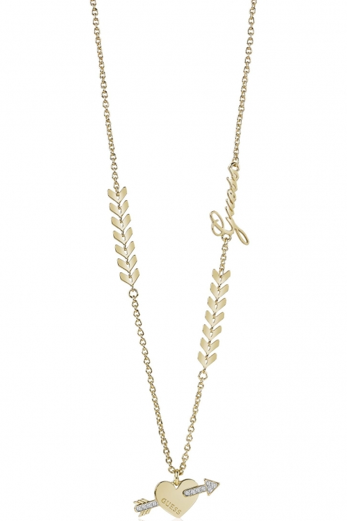 Guess Jewellery Cupid Necklace JEWEL UBN85032