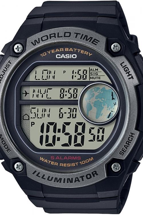 Image of            Casio Classic Watch AE-3000W-1AVEF