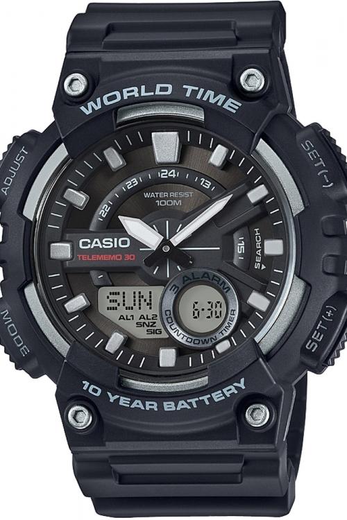 Image of            Casio Classic Watch AEQ-110W-1AVEF