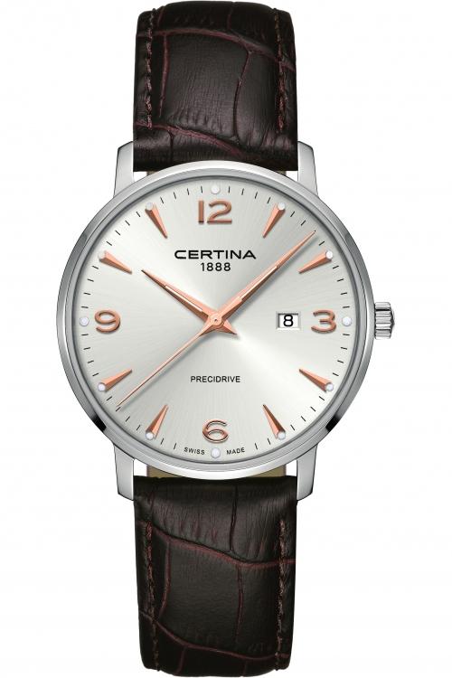 Mens Certina DS Caimano Watch C0354101603701