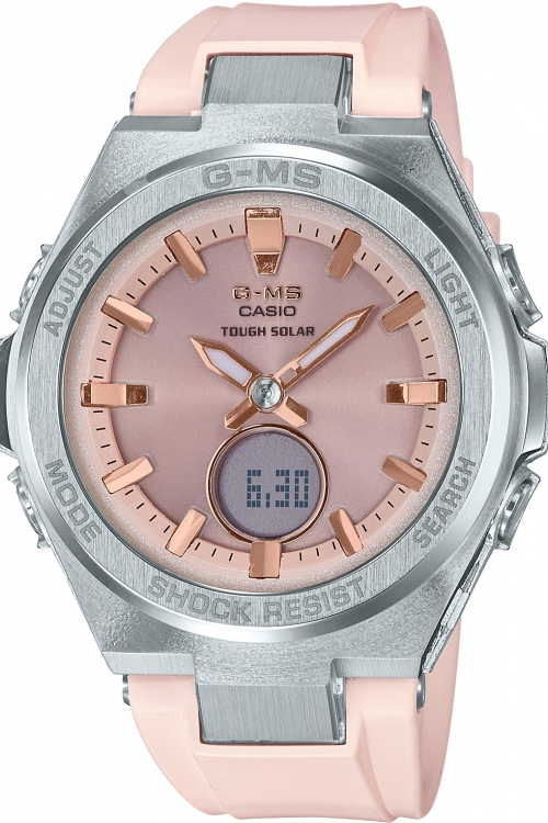 Image of  			   			  			   			  Casio Baby-G G-Ms Watch MSG-S200-4AER