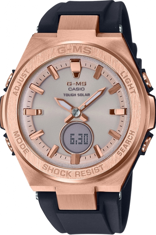 Image of  			   			  			   			  Casio Baby-G G-Ms Watch MSG-S200G-1AER
