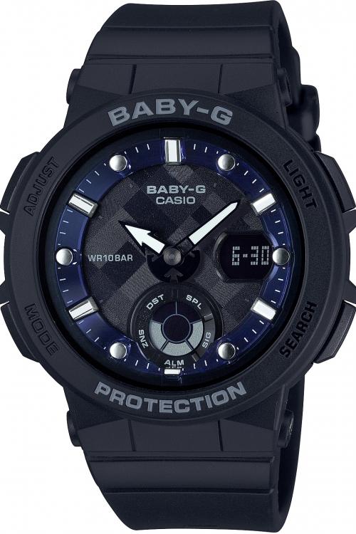Image of            Casio Baby-G Beach Traveller Series Watch BGA-250-1AER