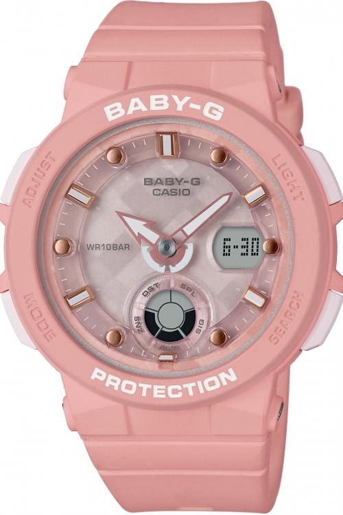 Image of            Casio Baby-G Beach Traveller Series Watch BGA-250-4AER