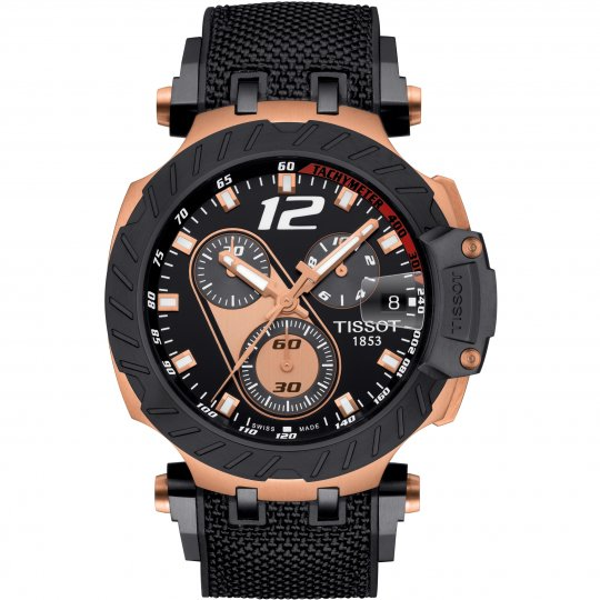 gents tissot moto gp 2019 edition watch t1154173705700. Black Bedroom Furniture Sets. Home Design Ideas