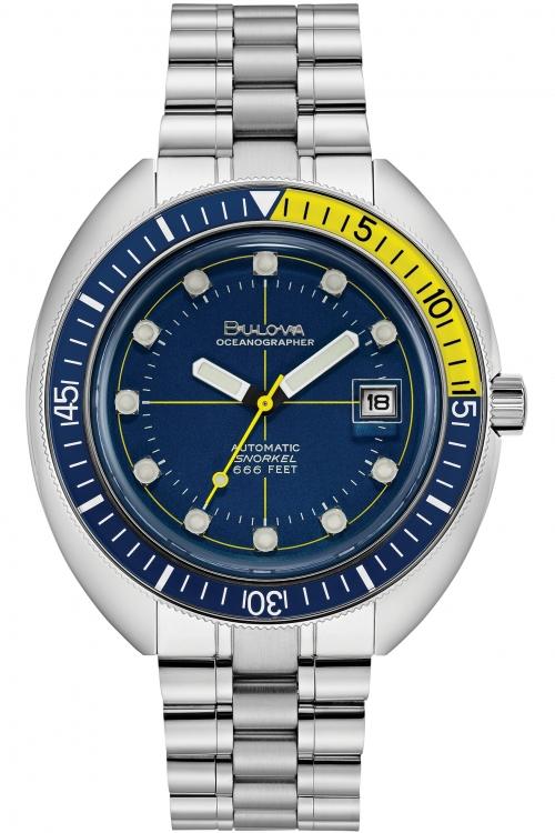 Bulova Oceanographer Expansion Watch 96B320