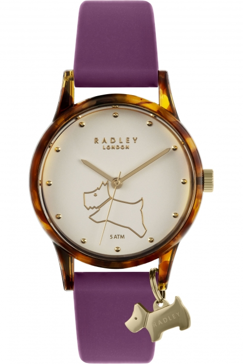Ladies Radley Watch with Charm RY2850