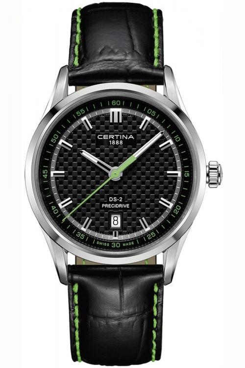 Certina DS-2 Precidrive Leather Watch C0244101605102