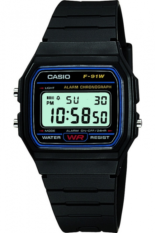Image of  			   			  			   			  Casio Classic Alarm Chronograph Watch