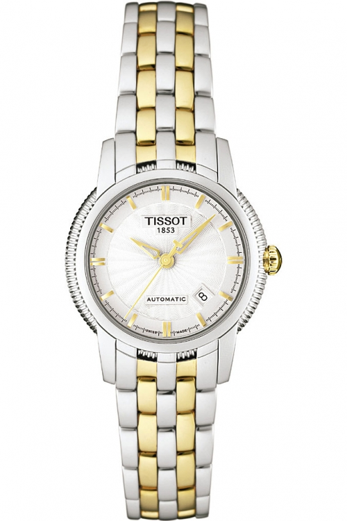 Image of  			   			  			   			  Ladies Tissot Ballade III Automatic Watch T97218331