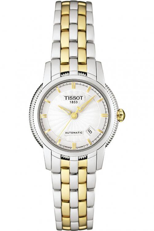 Image of            Ladies Tissot Ballade III Automatic Watch T97218331