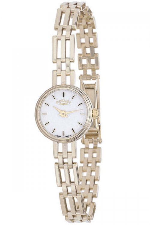 Image of  			   			  			   			  Ladies Rotary 9ct Gold Watch LB10224/02