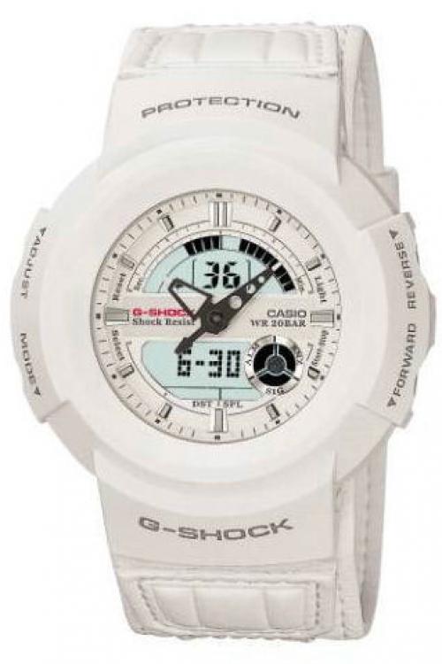 Image of            Mens Casio Alarm Chronograph Watch AW-582B-7ADR
