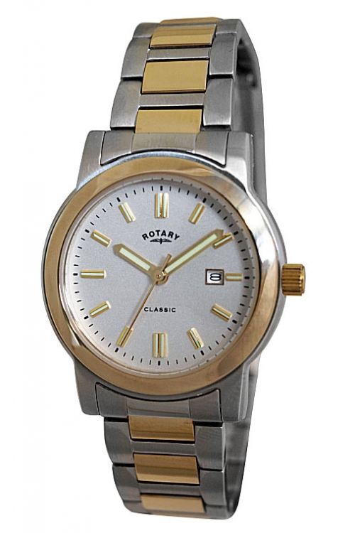 Mens Rotary Classic Watch CGB00002/02