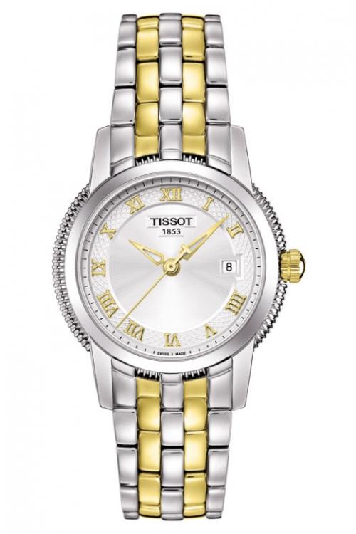 Image of            Ladies Tissot Ballade III Watch T0312102203300