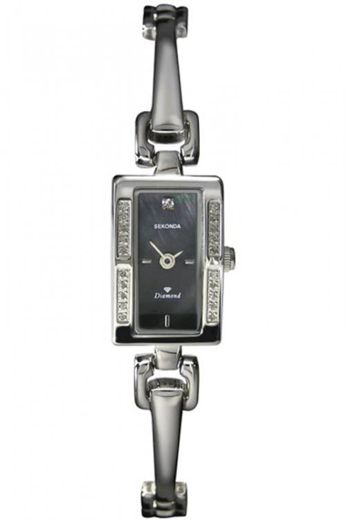 Image of            Ladies Sekonda 21 Diamond Watch 4161