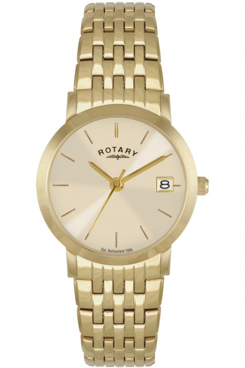 Image of Ladies Rotary Watch LB02624/03