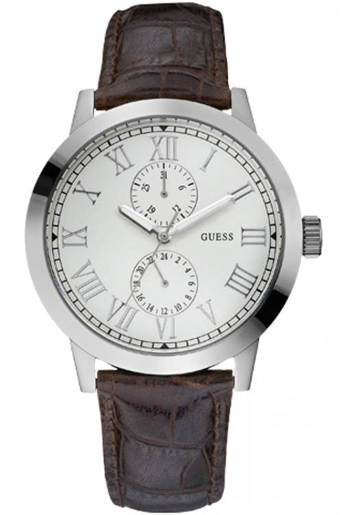 Mens Guess Clockwise W85043G2