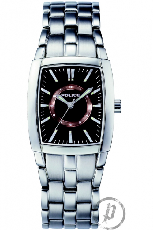 Image of  			   			  			   			  Ladies Police Ambassador Watch 10185LS/12M