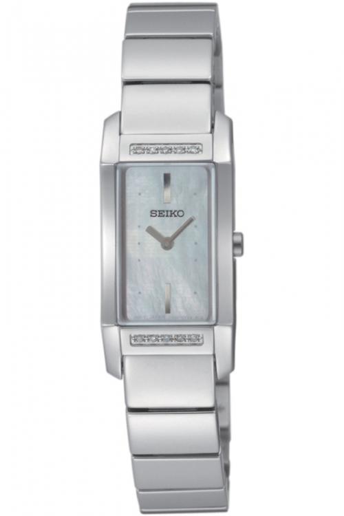 Image of            Ladies Seiko Diamond Watch SUJF53P1