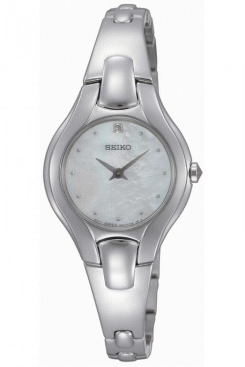 Image of            Ladies Seiko Diamond Watch SUJF85P9