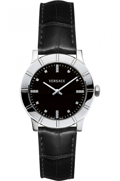 Image of            Ladies Versace Lady Acron Diamond Watch 78Q99SD009S009