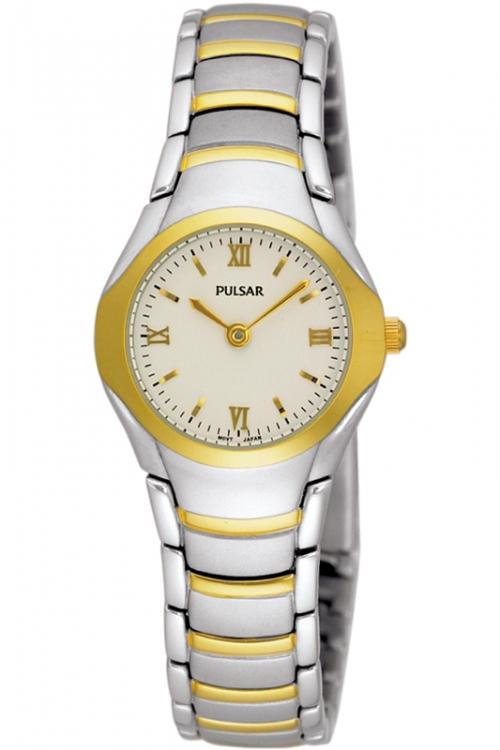 Image of            Ladies Pulsar Watch PEG406X1