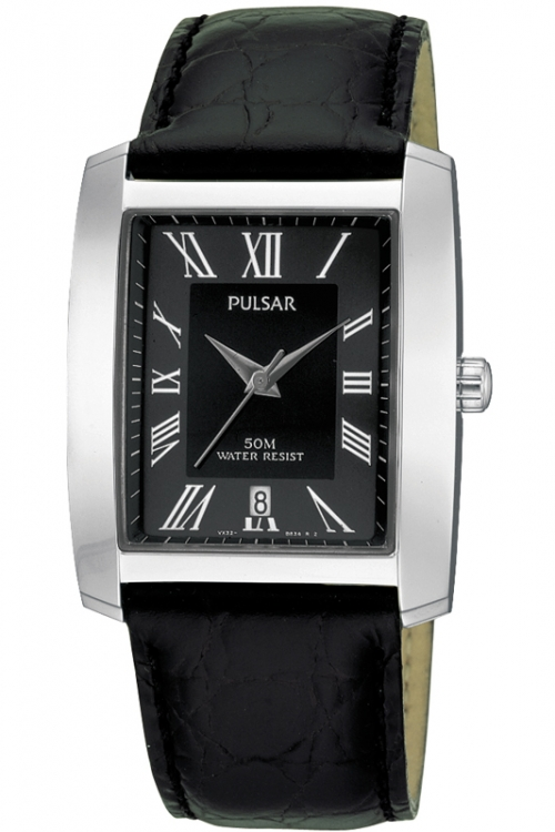Mens Pulsar Watch PXDA15X1