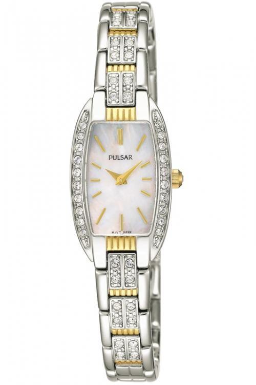 Image of            Ladies Pulsar Watch PEG986X1