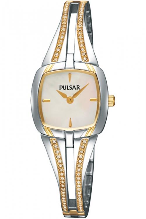 Image of            Ladies Pulsar Watch PEGE06X1